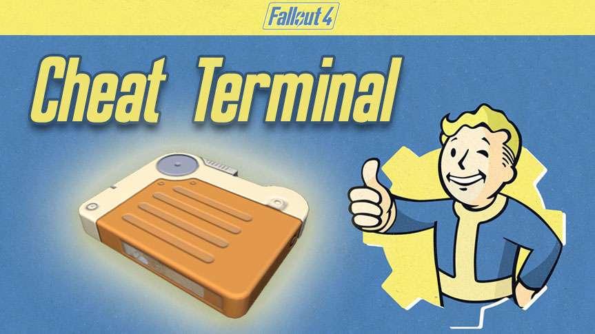 Cheat Terminal